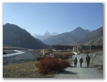 Day 4 - The road to Manang