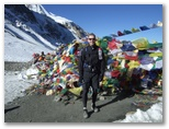 Day 7 - At the Thorung La 5400m