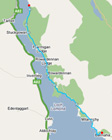 Balmaha Marathon Route