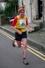 Catriona Miller at end of Leg 4