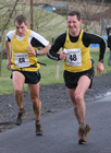 Chris and Manny at end of Leg 1