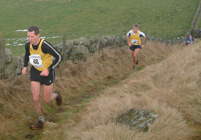 Manny forcing the pace on Leg 1