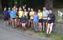 Happy runners!