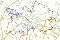 Forfar Route