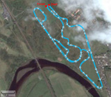 The Route - 3 Laps