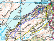 Oban Prologue, 6.3km