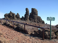 Roque de la Muchachos - highpoint of La Palma