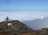 Telescopes above the mist