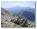 Descent towards Petra Piana Refuge