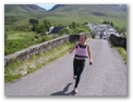 Kate Jenkins at Bridge of Orchy