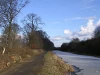 Forth Clyde Canal near Kirkintilloch