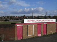 Kirkintilloch football ground