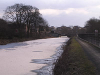 Forth Clyde Canal at Twechar