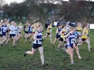 Start of Ladies Race