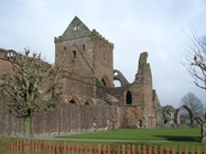 Sweetheart Abbey, New Abbey