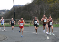 Chasing group