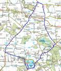 22km Bike Route