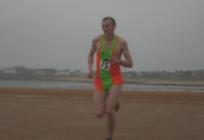 Race Winner - John Hargreaves