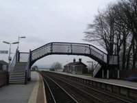 Arnside Railway Station