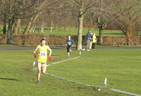 Lyn Wilson - 2nd lady - followed by Catriona Morrison