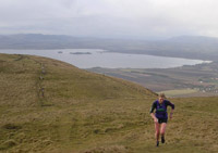 Andrea Priestley on Leg 3