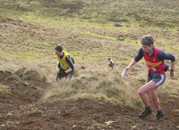 Angela and Jill on Leg 3