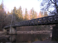 Green Bridge across Avon Water