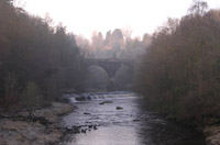 Railway Bridge across Avon Water