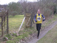 Shona Robertson - 2nd lady