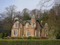 Impressive house at Kenneth Bank