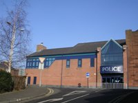 The race starts at Dumfries Police Station