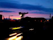 South Street Sunset