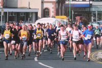 The start in Ramsey
