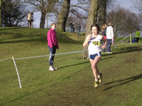 Freya Murray heading for victory