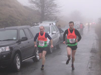 Bowland 'A' - Neil and Steve starting Leg 4