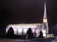 Chorley Mormon Temple
