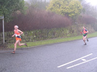Bowland 'A' - Chris Reade and Richard Mellon on Leg 3