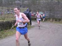 Clayton - The Thompson 'Twins' finishing Leg 2