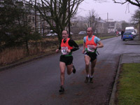 Bowland 'A' - Lee Pasco and Mark Chippendale on Leg 1