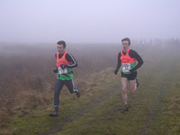 Bowland 'A' - Sean and Mike starting Leg 2