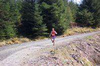 Simon Peachey finished 2nd