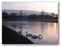 Alexandra Park at sunrise