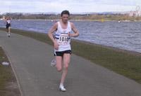 Matthew Bell in 3rd place