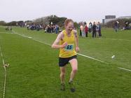 David Riach - fastest Westie of the day
